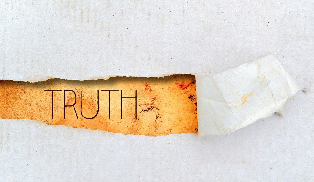 Messy Lessons: The reality of seeking Truth