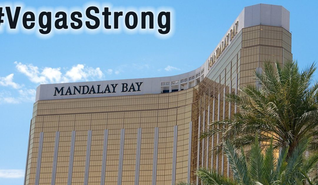 How We Heal. #VegasStrong