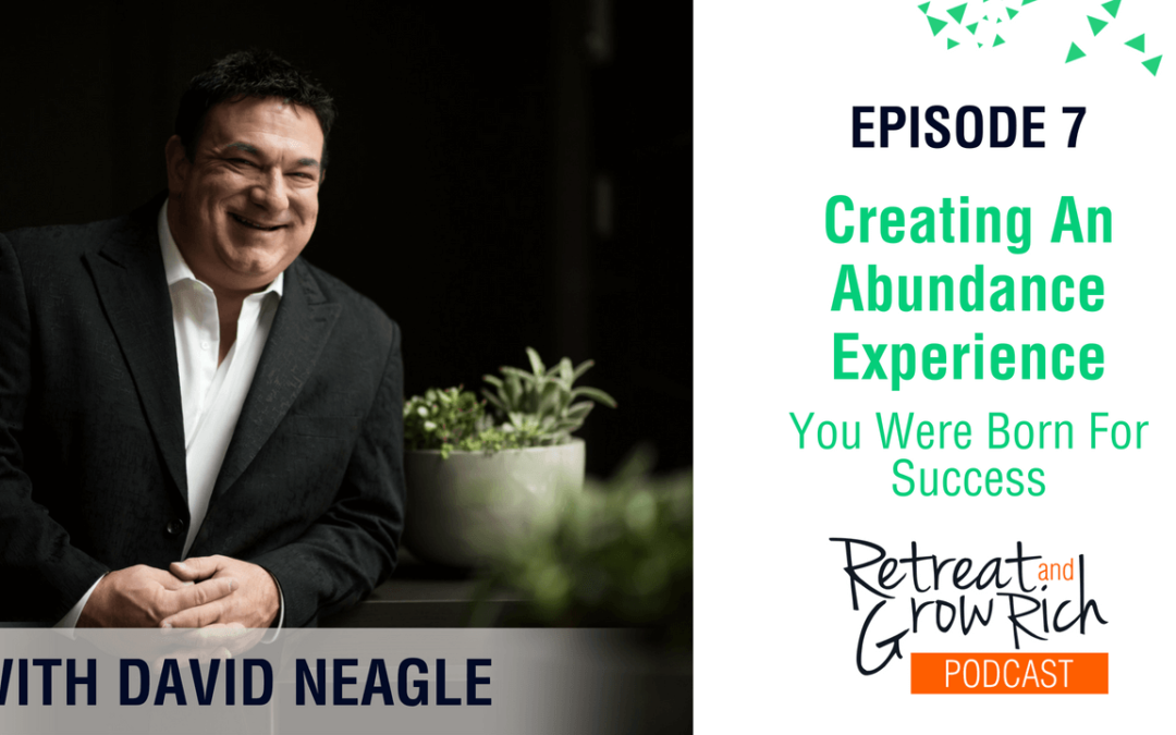 Episode 7 | Creating an Abundance Experience