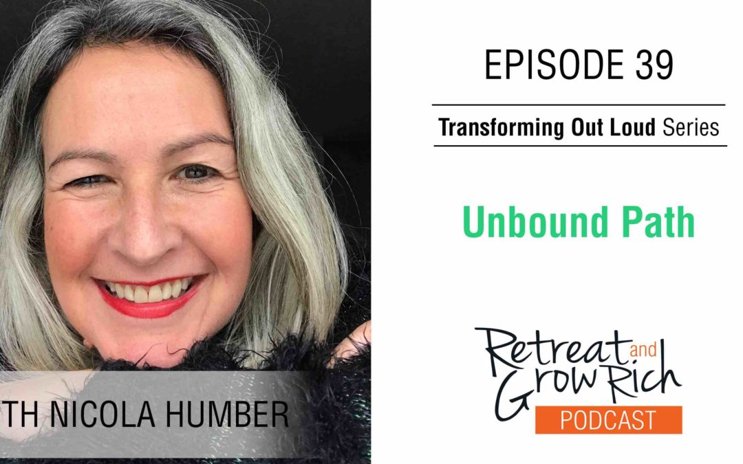 EP 39 | Unbound Path with Nicola Humber