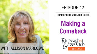 EP 42 | Making a Comeback with Allison Marlowe
