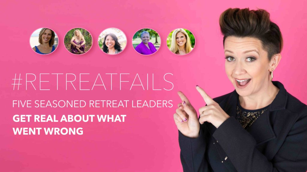 EP 44 | Transforming Retreat Leaders Through Retreat Fails