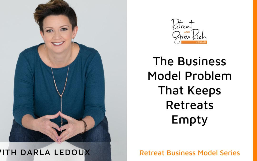 EP 45 | The Business Model Problem That Keeps Retreats Empty