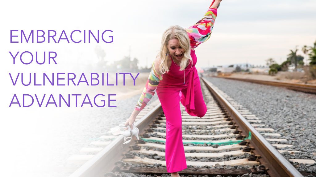 Embracing your Vulnerability Advantage