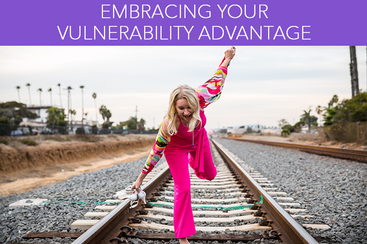 Embracing your Vulnerability Advantage