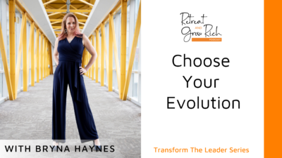 Choose Your Evolution with Bryna Haynes